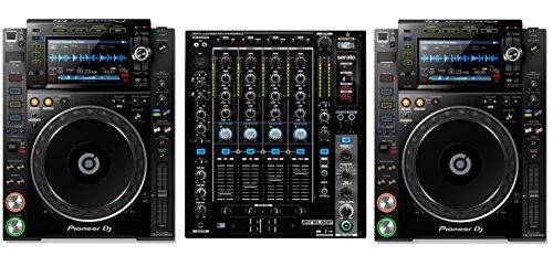 Pioneer DJ CDJ-2000 NXS2 + Reloop RMX-90 DVS Bundle