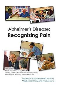 Alzheimer's Disease: Recognizing Pain