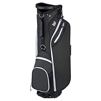 Wilson W Bolsa de Golf para Carro - WGB3308BL, Negro: Amazon ...
