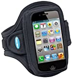 iphone 4 running belt - Armband for iPhone 4, 4S, 3G, 3GS; Also fits for iPod classic (all gens) and iPod touch (first – fourth generation)