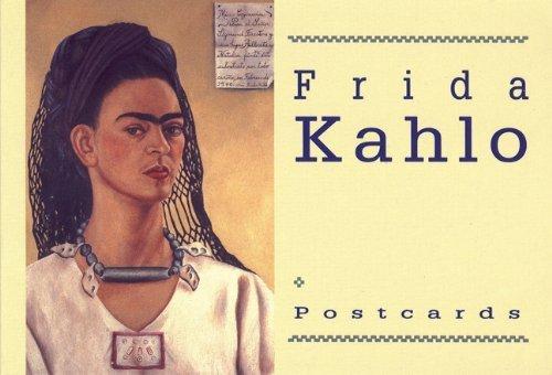 Frida Kahlo Postcard Book (Collectible Postcards) (1991-09-01) - Frida Kahlo Postcard