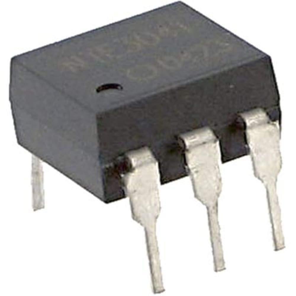 Optoisolator; NPN Transistor; 1.15 V (Typ.) & 64; 10 mA; 60 mA; 250 mW & 64; 25, Pack of 20