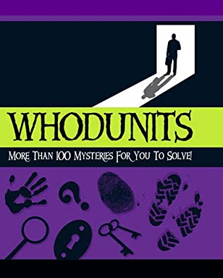 book cover of Whodunits