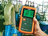 Extech VB500 Vibration Meter/Data Logger 4-Channel
