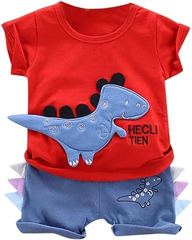 SO-buts baby boy outfits Conjunto de Camiseta y pantalón ...