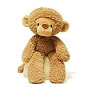 Gund Fuzzy Monkey Stuffed Animal