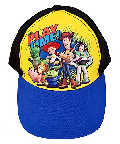 ABG Accessories Toy Story It's Play Time! Baseball Cap 100% Cotton, Multicolor, Small]()