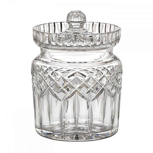 - Waterford Crystal Lismore Biscuit Barrel