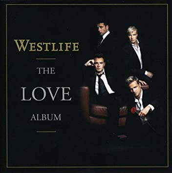 Amazon   THE LOVE ALBUM   WEST...