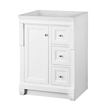 Foremost Naples Inch Width X Depth Vanity White