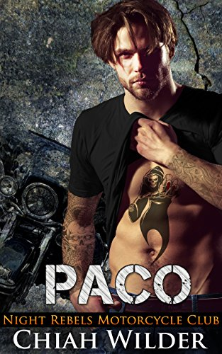 PACO: Night Rebels Motorcycle Club (Night Rebels MC Romance Book 5) cover