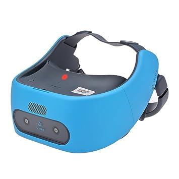 Docooler HTC Vive Focus VR Auriculares 3D Gafas Casco Juego Película Realidad Virtual Auriculares Head-