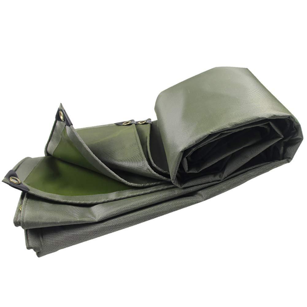 Waterproof Cloth Home Außenzelt Wasserdichte Plane mit perforierter Plane Dachplanenplane (Farbe   A, Größe   2×2m)