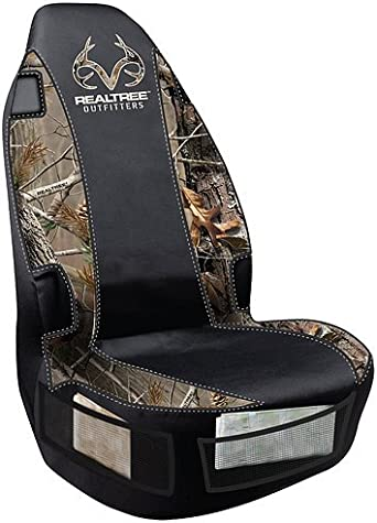 SPG Mossy Oak MSC2405 Brown Break-Up Infinity Universal Fit Seat Cover Signature Products Group