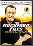 Movies Tv Best Deals - Rockford Files Movie Collection Volume 1