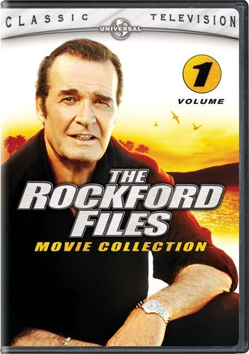 The Rockford Files: Movie Collection - Volume 1 (Tv Movies Dvd)