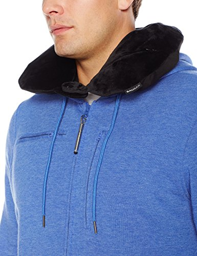 Baubax Travel Jacket - Sweatshirt - Male - Blue - Large