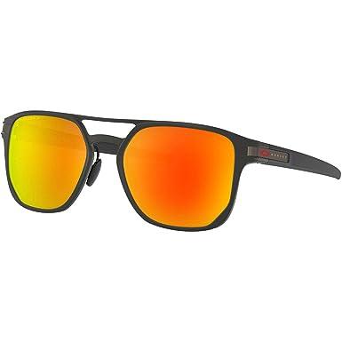 a9e91b941c2 Amazon.com  Oakley Men s Latch Alpha Sunglasses