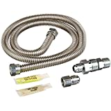 General Electric PM15X104 Universal Gas Dryer Install Kit, 48-Inches by General Wire
