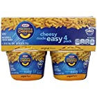 Kraft Macaroni & Cheese Dinner Cups, Original, 2.05 oz, 4 Count