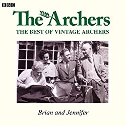 Vintage Archers: Brian and Jennifer