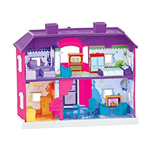Toyzone Princess Doll House/Play Set...