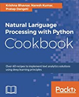 Natural Language Processing with Python Cookbook Front Cover