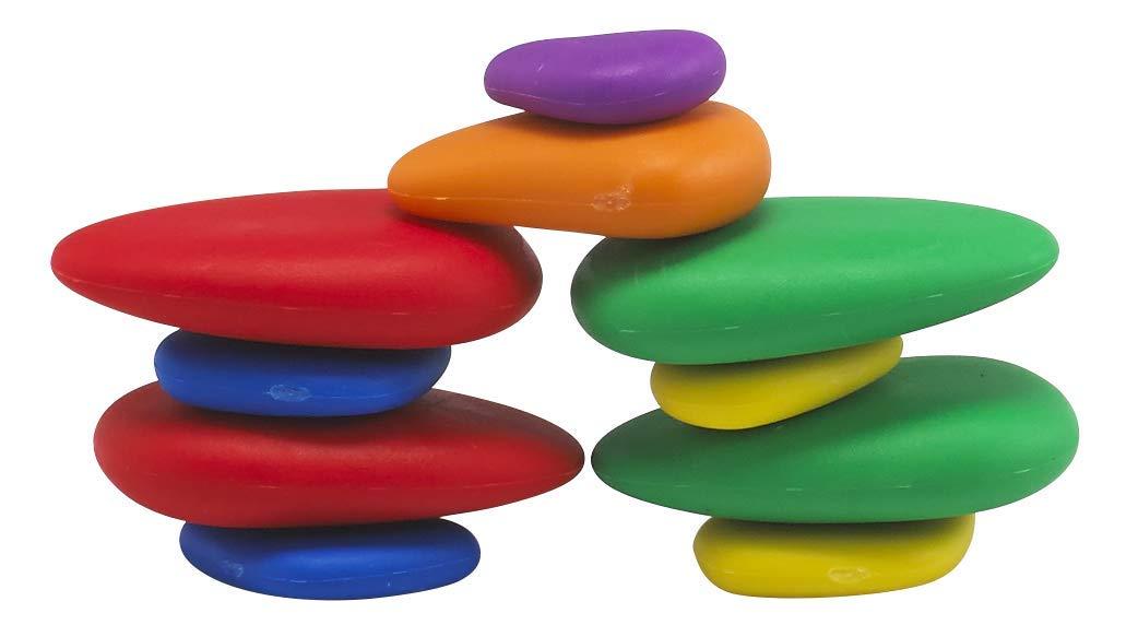 confezione da 36 EDX 54047/Rainbow Pebble