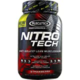 MuscleTech Nitro-Tech Performance Series, Strawberry, 2 lbs ( Multi-Pack)