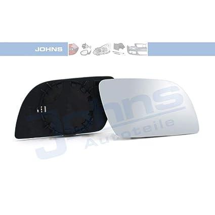Johns Cristal de espejo para espejo retrovisor, 95 26 38 - 80 ...