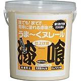 日本プラスター うま~くヌレール 5kg 白色 12UN01