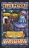 The Leper of Saint Giles, Ellis Peters, 0446404373