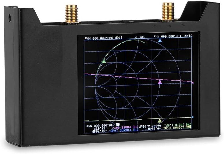 Goday 2020 SAA2 3G Version Vna HF VHF UHF UV Vector Networks Analyzer Antenna Analyzer With EVA Storage Bag