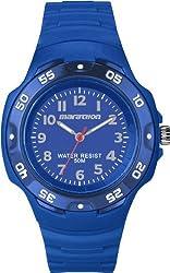 Timex T5K749 Ironman Marathon Oversized Unisex Watch - Blue Dial