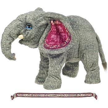 Amazon Com Furreal Friends Zambi The Baby Elephant Toys