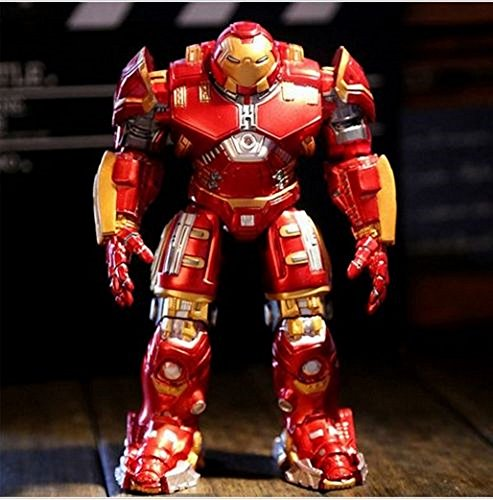 7 Action Figure Marvel Avengers 2 Age of Ultron Iron Man Hulk Buster Figure Toys