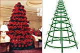 Creative Displays 210FB 10ft 4in Full Round Tree Rack