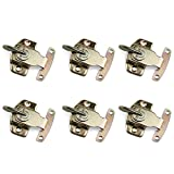 Best Cables With Lock Latches - Table Locks, URBEST 6PCS Iron Brass Plated Dining Review