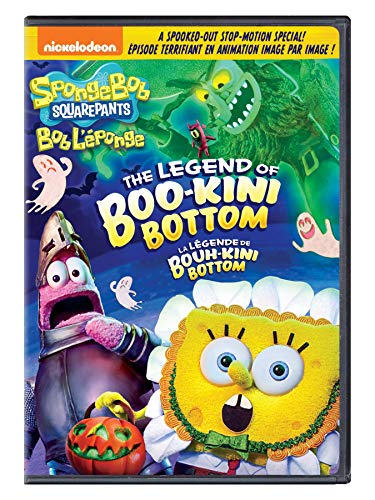 SpongeBob SquarePants: The Legend of Boo-Kini Bottom (Spongebob The Legend Of Boo Kini Bottom)