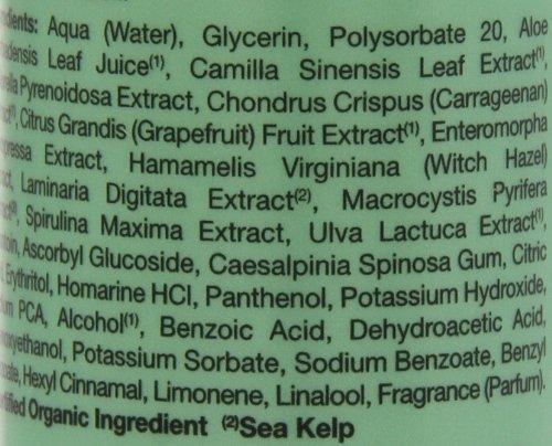 Alba Botanica Even Advanced, Sea Kelp Facial Toner, 6 Ounce