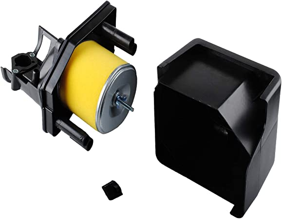 Amazon.com: Podoy - Carcasa para filtro de aire con filtro ...
