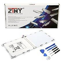 ZTHY 9500mAh Battery For Samsung Galaxy Note Pro 12.2 WiFi SM-P900 P905 T9500C T9500E T9500U GH43-03980A
