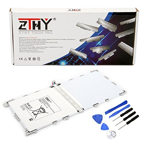 ZTHY T9500E Battery For Samsung Galaxy Note Pro 12.2' WiFi SM-P900 P901 P905 P907A Series Tablet T9500C T9500U GH43-03980A 3.8V 9500mAh With tools