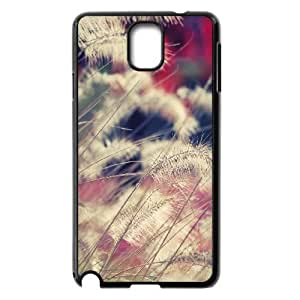 Sexyass Close up of Wild Grass Samsung Galaxy Note 3 Cases for Women Protective, Samsung Galaxy Note3 Case [Black]
