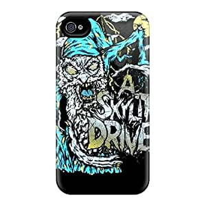 Sanp On Case Cover Protector For Iphone 4/4s (a Skylit Drive)