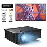 Best Tv Projectors - DOACE HD 1080P Video Projector Indoor Outdoor Review