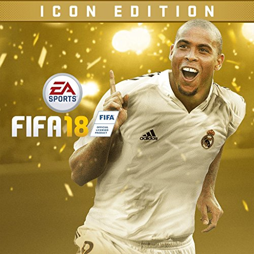 FIFA 18 Icon Edition - PS4 [Digital Code] Only $23.99 (Was $99.99)