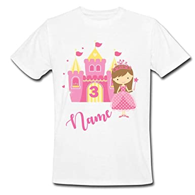 91276f91 Sprinklecart Lovely Special Birthday Dress | Personalized Name Printed  Little Angel Kids 3rd Birthday T Shirt