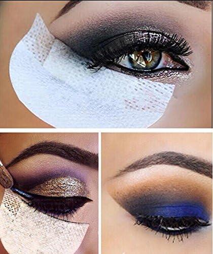 foreverstore Juego ojo cintas bajo de ojos labios parche Pad adhesivo para eyeshawdow maquillaje pestañas extensión