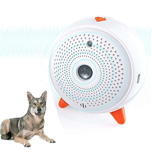 HDL Dog Barking Deterrent Devices, Anti Barking Device, Powerful Ultrasonic Dog Bark Deterrent, Easy Operate Bark…